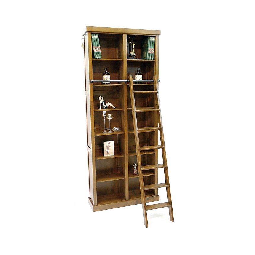 Bibliothèque avec échelle Ceylan