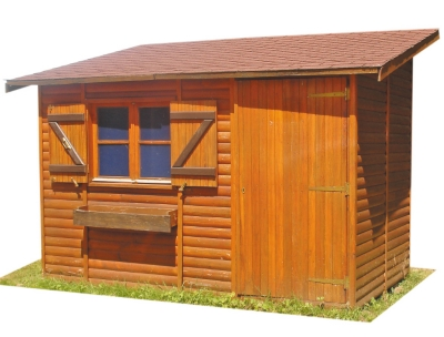 Abris de jardin et garages camif for Cihb