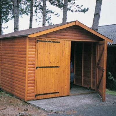 Garage de jardin CIHB modèle 200...