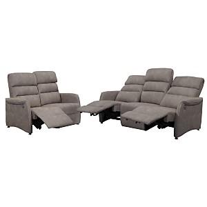 Ensemble de canapés de relaxation  élect