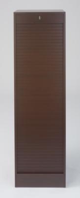 Classeur à rideau simple, h. 140,4 cm