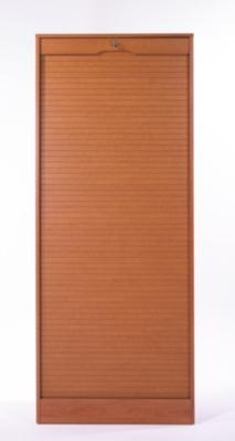Classeur à rideau double, hauteur 172,4  cm