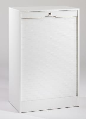 Classeur à rideau double, hauteur 108,4  cm