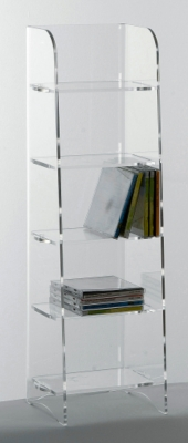 Meuble porte CD Clip 5 étagères (95 CD)