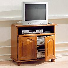 Meuble TV Cluzel 2 portes,  plat...