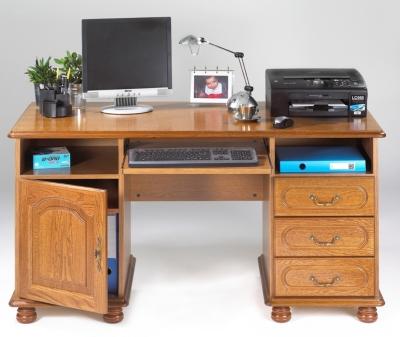 bureau de ministre cluzel ch ne. Black Bedroom Furniture Sets. Home Design Ideas