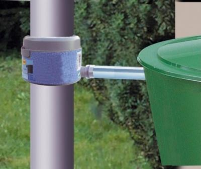 Collecteur filtrant Eco coloris gris