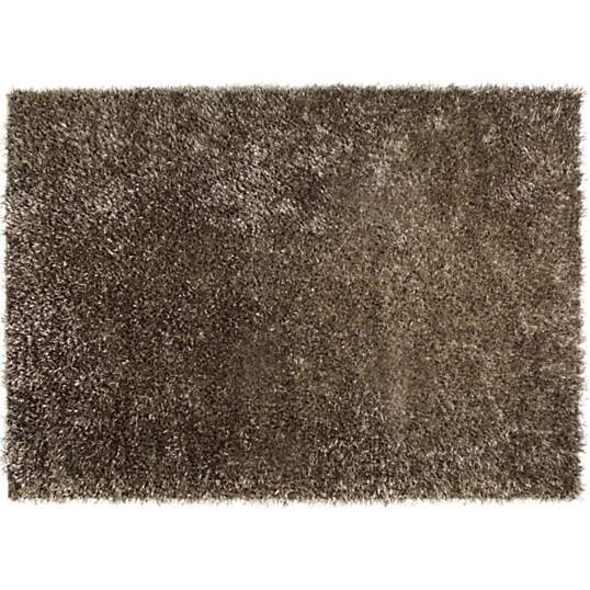 Tapis esprit home cool glamour taupe - Tapis camif ...