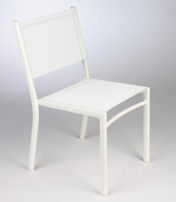 Lot 2 chaises FERMOB Costa