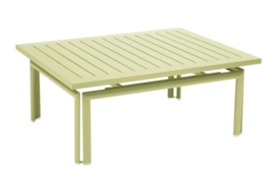 Table basse rectangulaire FERMOB COSTA