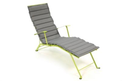 Lot de 2 coussins chaise longue FERMOB  Bistro