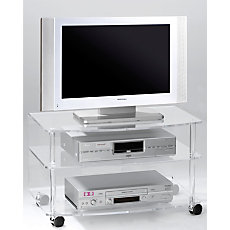 Meuble TV Cristaline Altuglas  i...