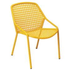 Lot de 2 fauteuils Croisette FER...