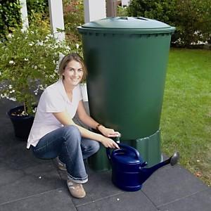 Kit cuve à eau cylindrique  510 litres