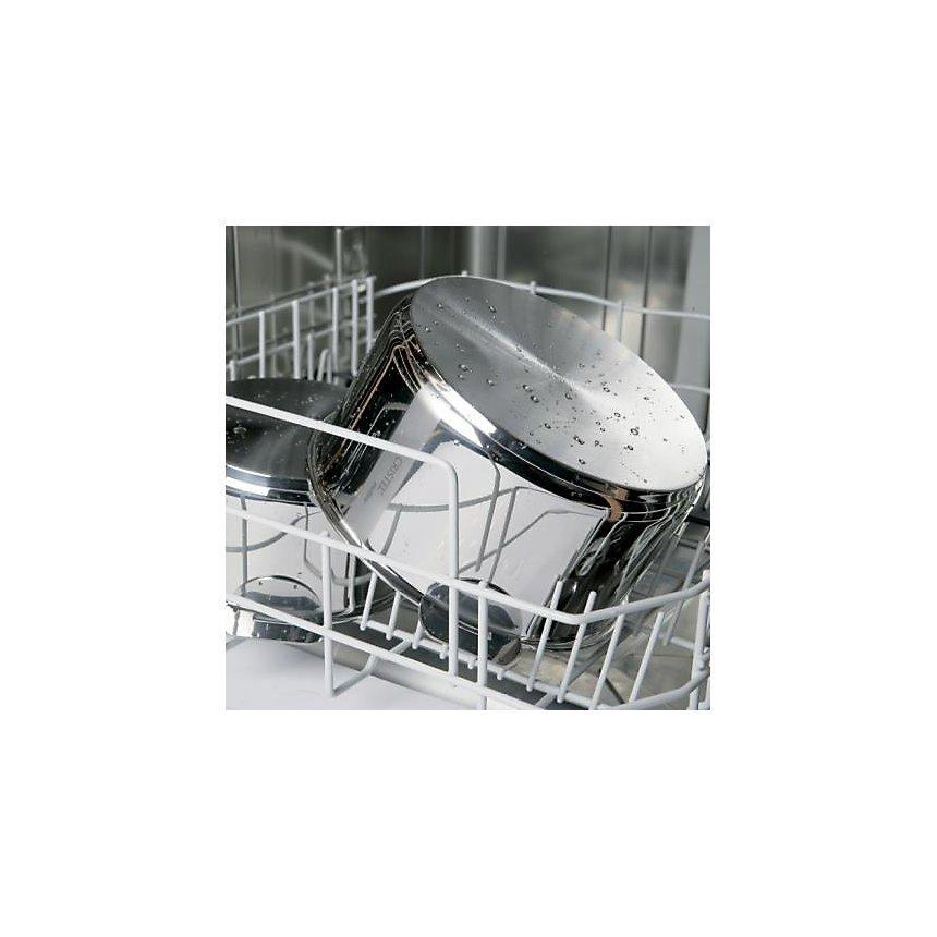 Casserole inox CRISTEL Mutine amovible  - 14 cm