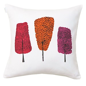 Coussin Cèdres SCION LIVING, orange