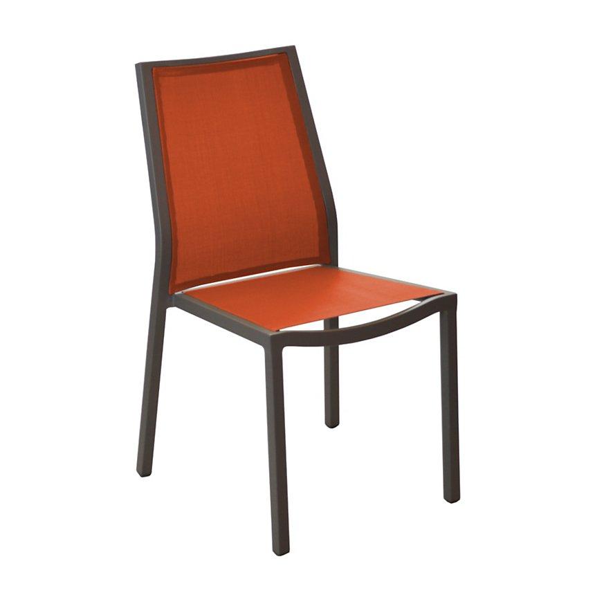 Lot de 2 chaises empilables Ida OCEO
