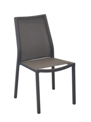 Lot de 2 chaises empilables Ida OCEO