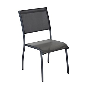 Lot de 2 chaises empilables Elegance  OCEO