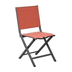 Lot de 2 chaises pliantes Thema