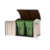 Coffre de rangement 2000 L CHALET &  JARDIN