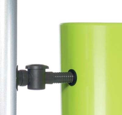 Kit de récupération d'eau COLOR Cassis 350 L