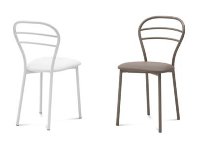 Lot de 4 chaises connie  DOMITALIA