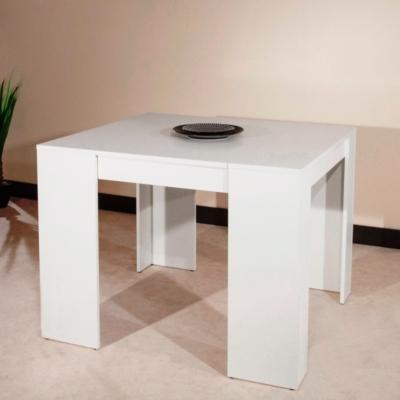Console extensible console extensible personnes uac for Kijiji montreal table de salle a manger en melamine blanc