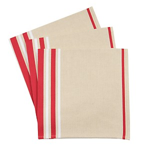Lot de 6 serviettes de table Corda  ARTIGA