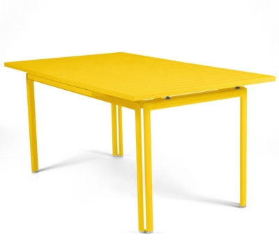 Table à allonge FERMOB Costa 160/240  x 90 cm