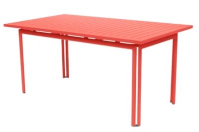 Table aluminium FERMOB Costa 160 x 80 cm