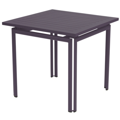 Table carrée FERMOB Costa, 2/4 personnes