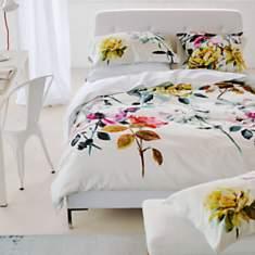 Parure de lit satin Couture DESIGNERS  G