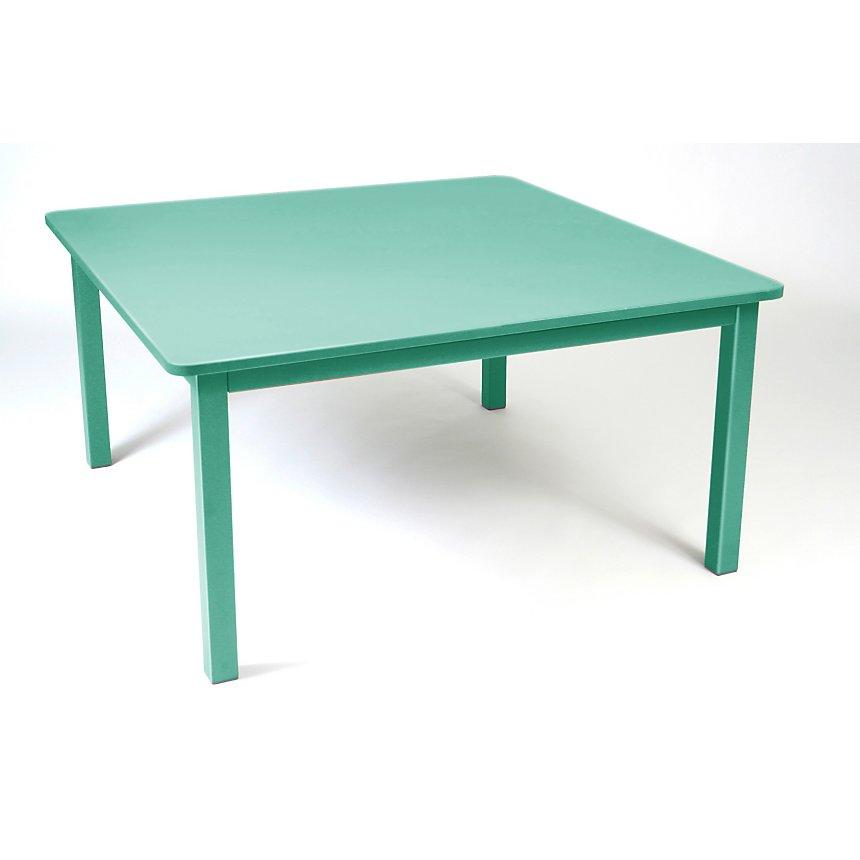 Table démontable carrée FERMOB  CRAFT 143 x 143 cm, coloris au choix