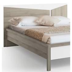 Tête de lit Delphy blanc