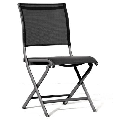 Lot de 2 chaises pliantes OCEO E...