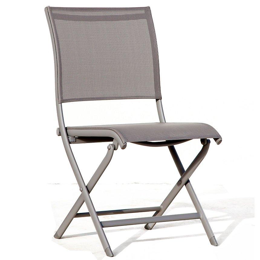 Lot de 2 chaises pliantes OCEO Elégance