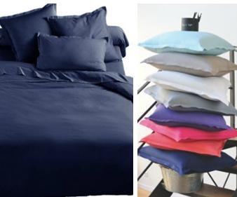 housse de couette microfibre eternel jal la. Black Bedroom Furniture Sets. Home Design Ideas
