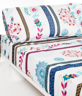 Taie percale Exotic Summer DESIGUAL