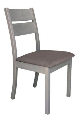 Lot de 2 chaises chêne cendré Fjord