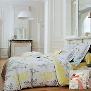 Taie d'oreiller satin Fleurs des Champs  SANDERSON