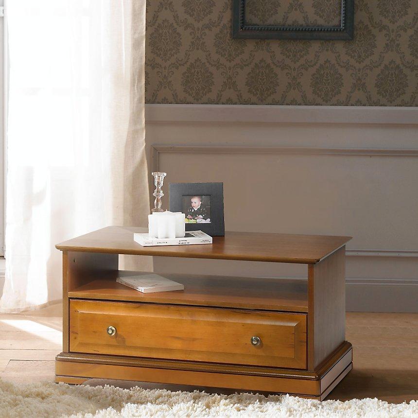 Table basse merisier Florac