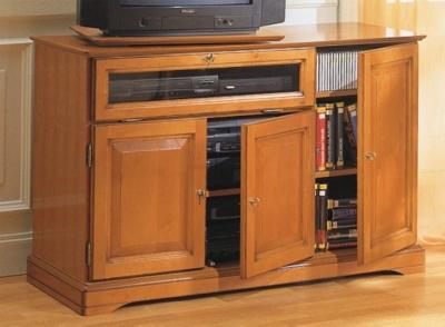 meuble tv hi fi vid o florac meubles tv meubles hi fi. Black Bedroom Furniture Sets. Home Design Ideas