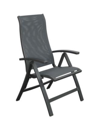 Lot de 2 fauteuils Flore multipositions  OCEO