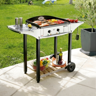 Ensemble Plancha ROLLER GRILL 60...