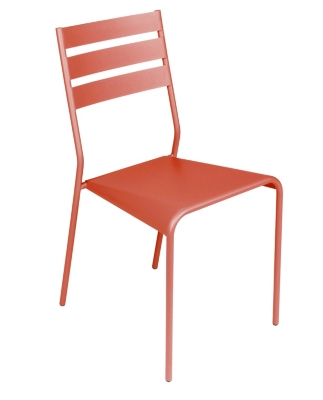 Lot de 2 chaises empilables FERMOB FACTO
