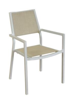 Lot de 2 fauteuils empilables Pro  Loisirs