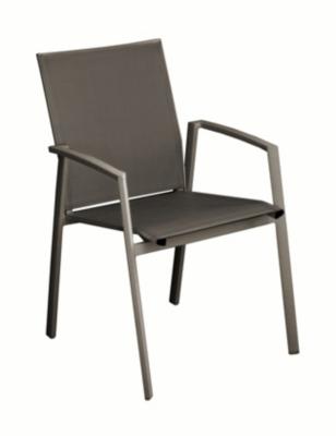Lot de 2 fauteuils empilables Pa...