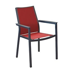 Lot de 2 fauteuils empilables Ida OCEO