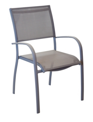 Lot de 2 fauteuils empilables Elegance  OCEO